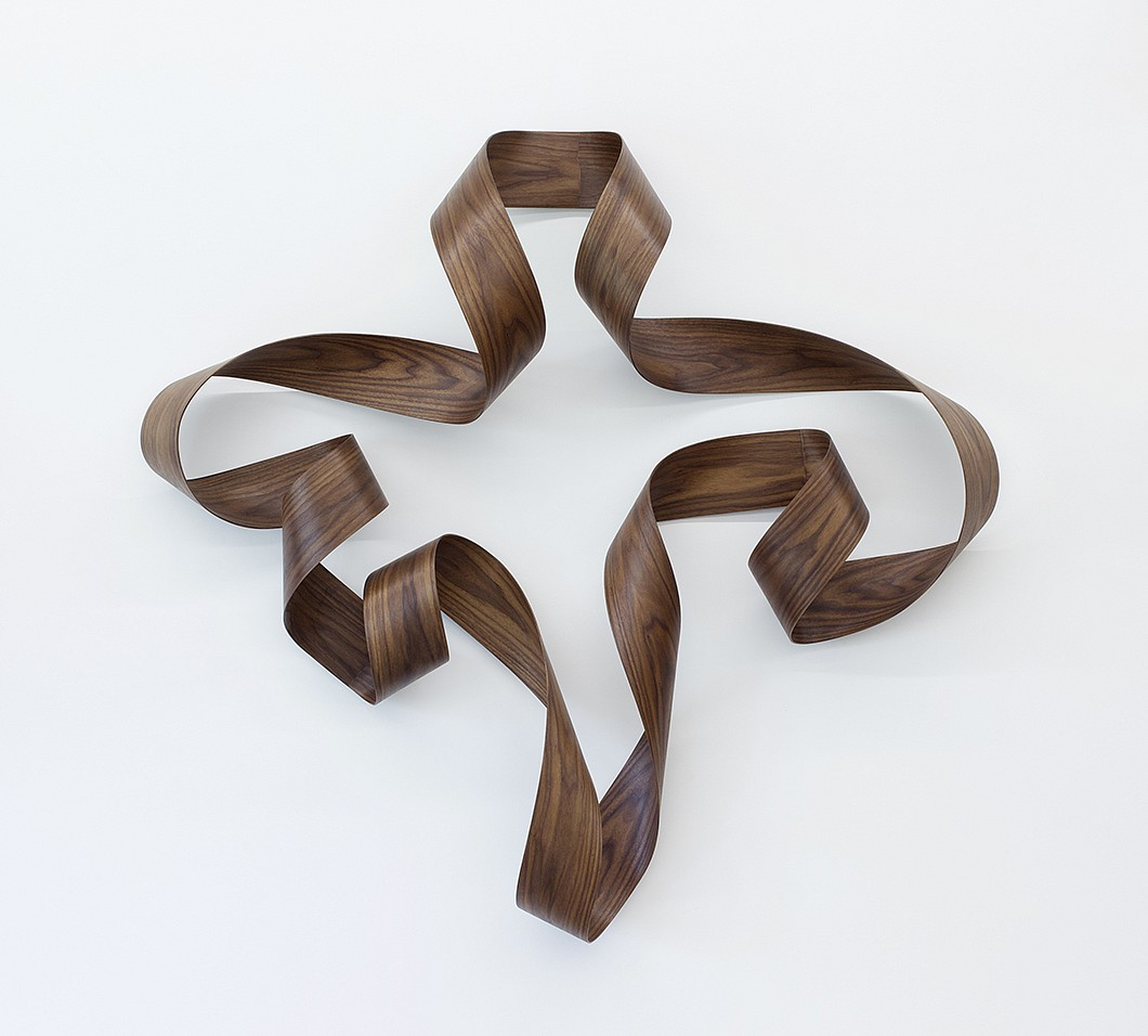 Jeremy Holmes, Untitled Black Walnut C Black Walnut