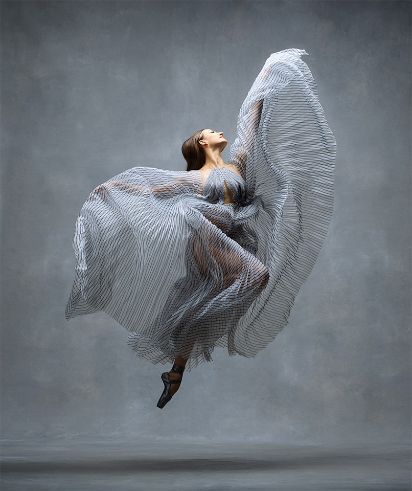 Ken Browar & Deborah Ory, Christine Shevchenko Dye sublimation print on aluminum